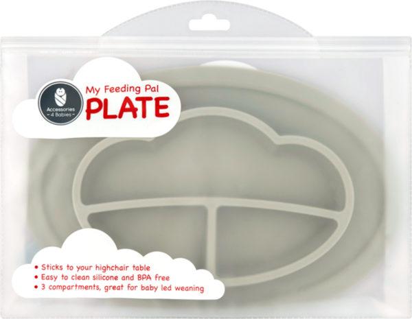 My Feeding Pal Plate