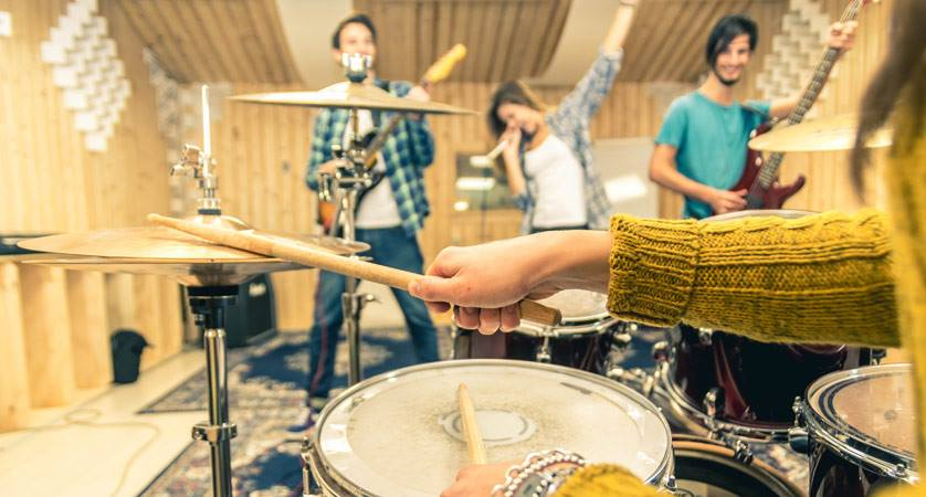 Junior songschool
