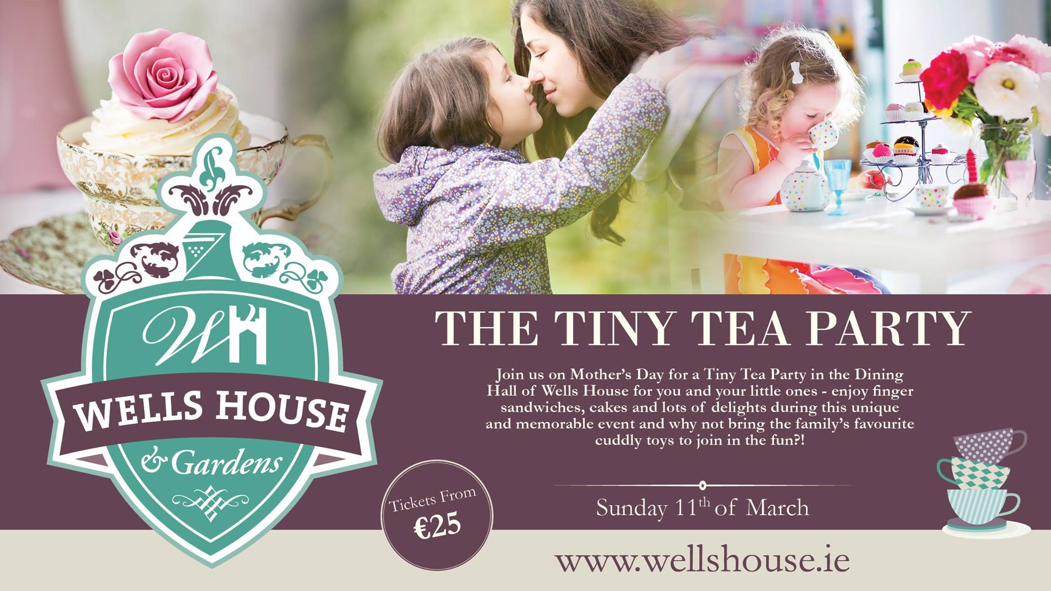 The Tiny tea party
