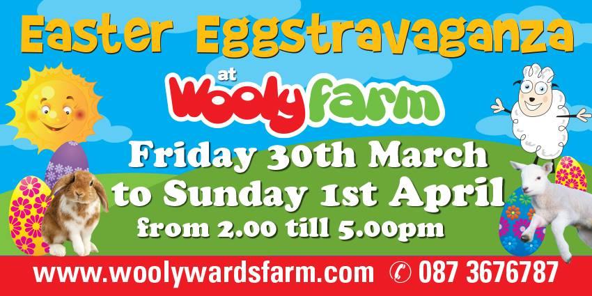 Wooly farm eggs